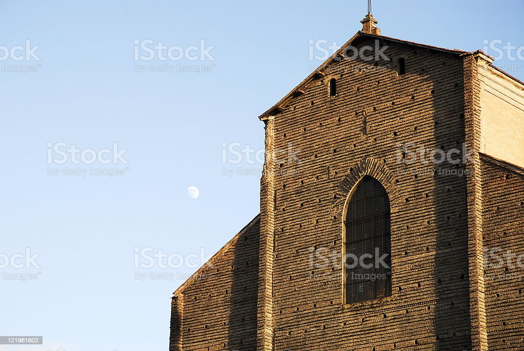 the church royalty-free stock photo