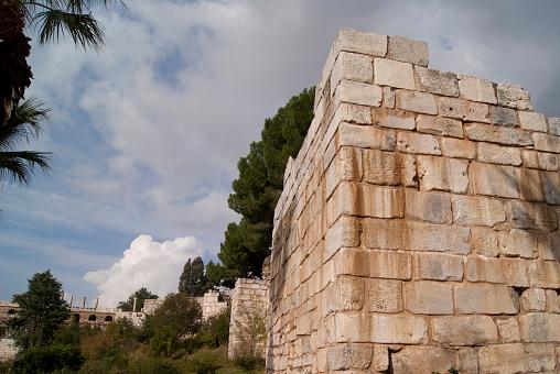 istock The church wall 474964316