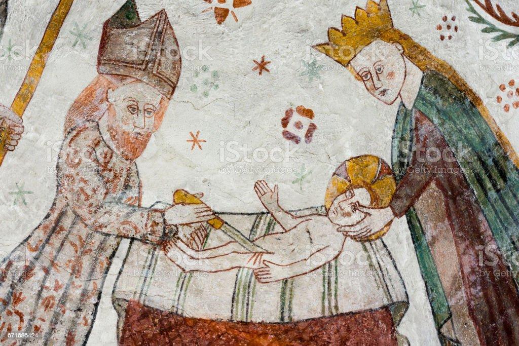 Die Beschneidung Jesu – Foto