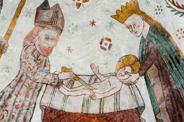 la circoncision de jésus - circoncision photos et images de collection