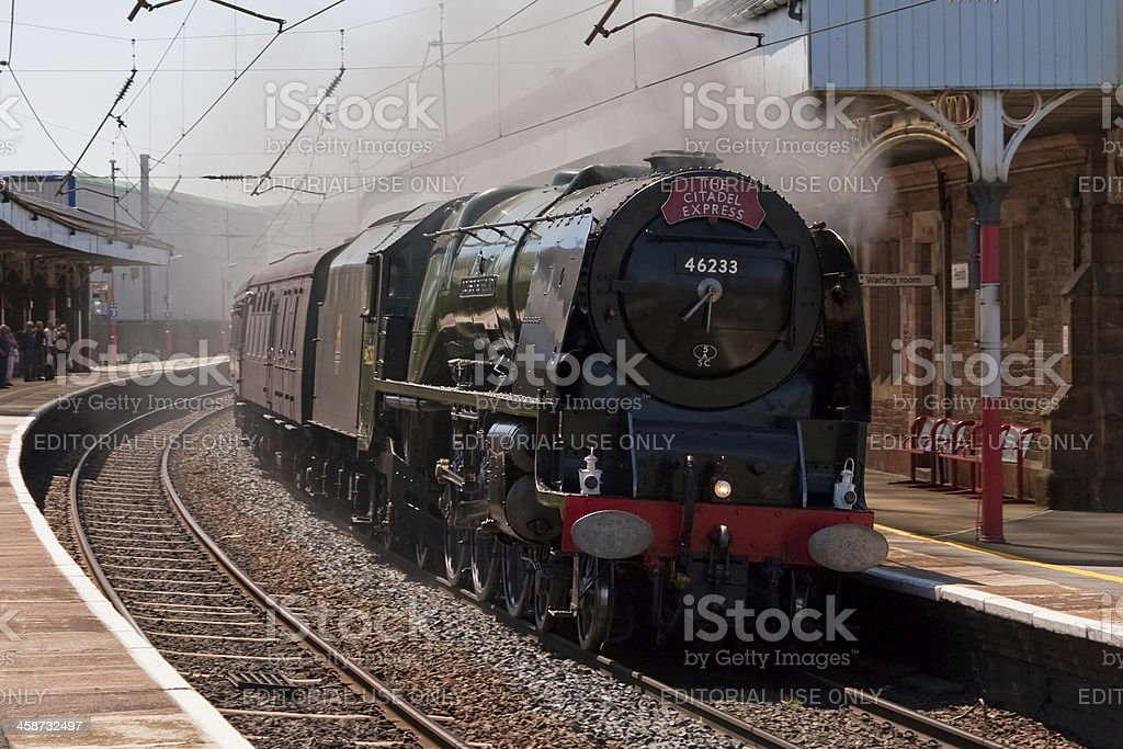 The Citadel Express stock photo
