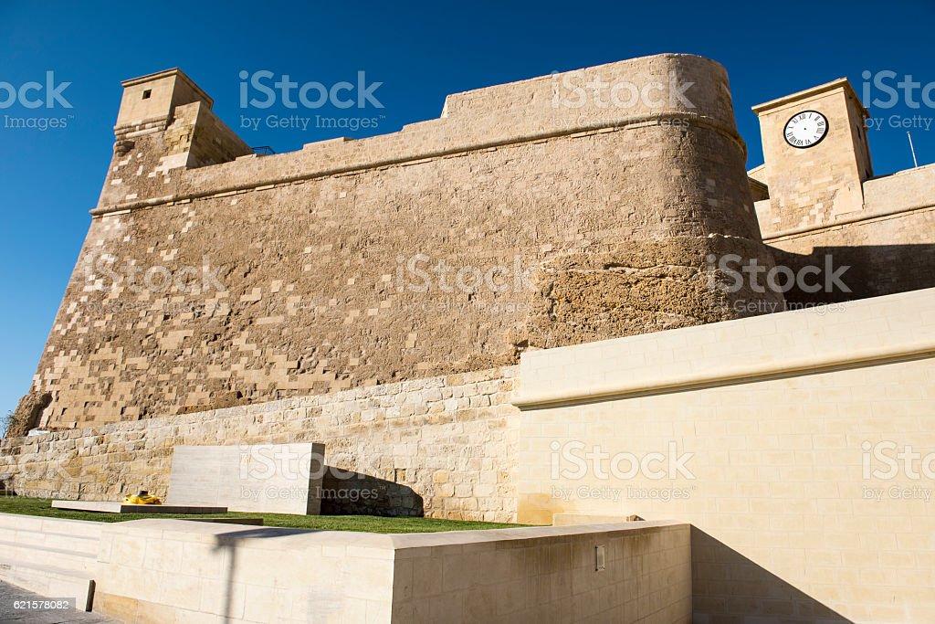 The Citadel, Victoria, Gozo, Malta photo libre de droits