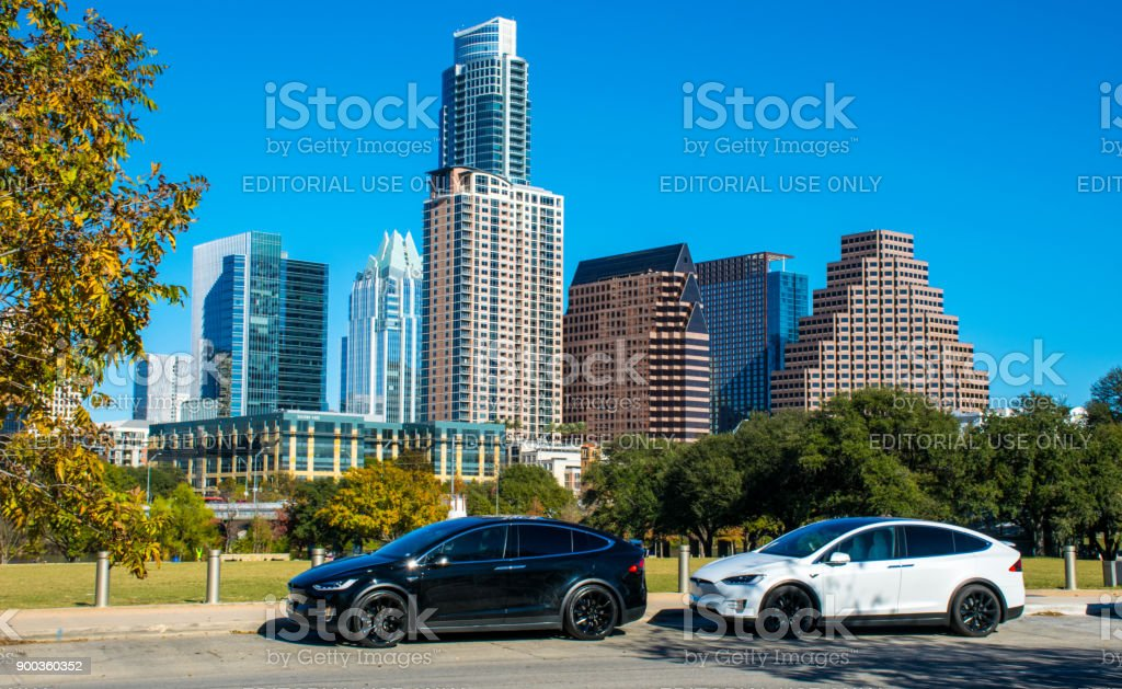 The City and Cars of the Future, Austin , Texas and the Tesla Motors...