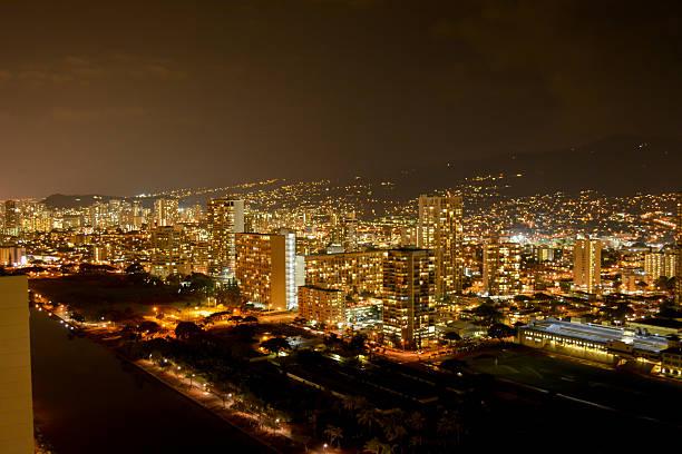 Die city of Hawaii – Foto