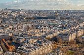 istock The city of Paris 895496498
