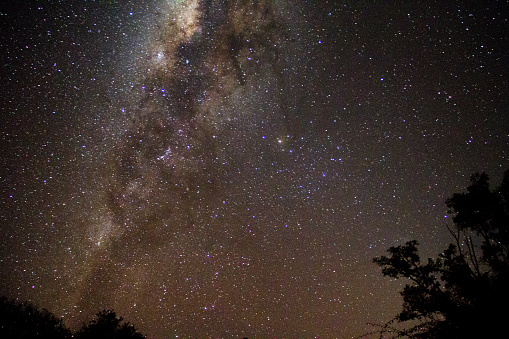 The clearest Milky way you find in Kenya!