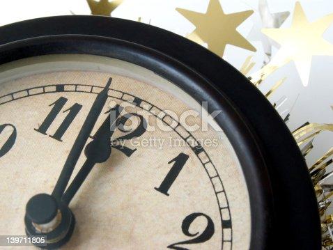 istock the clock strikes midnight 139711805