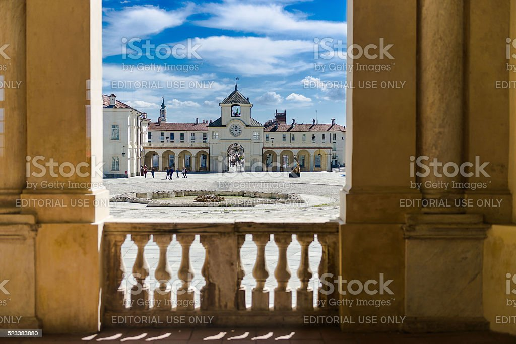 The Clock Tower Gate stock photo