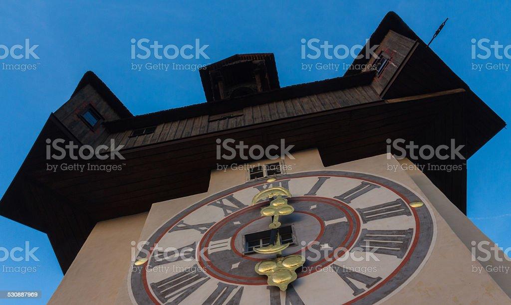 Der clock tower – Foto