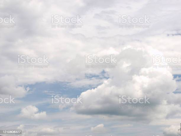 Photo of the clouds