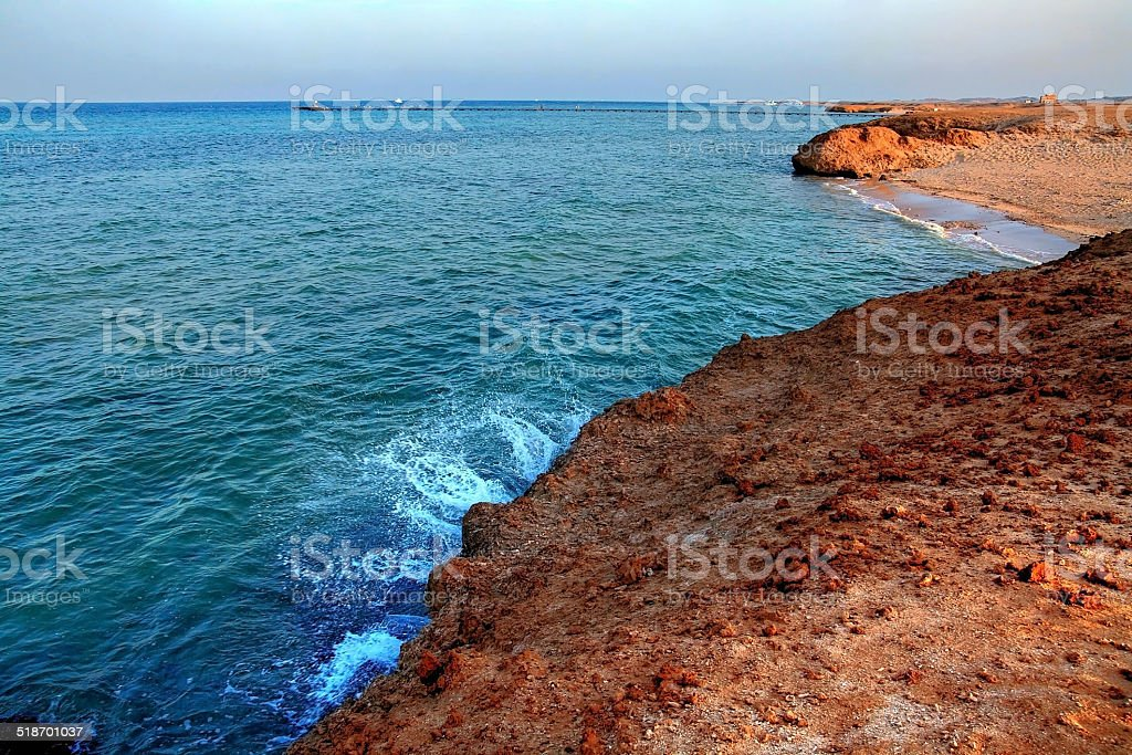 the coast stock photo