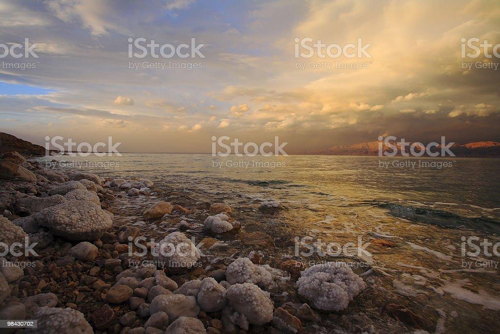 이 해얀 stones royalty-free 스톡 사진