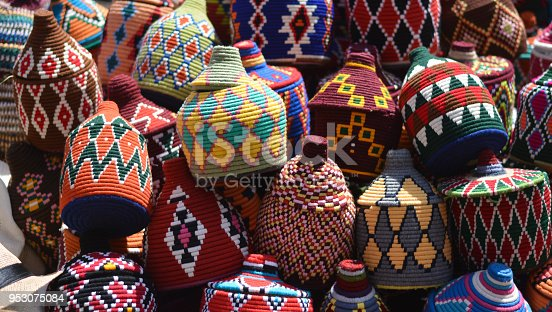 istock The colorful outdoor markets of the eastern cities 953075084