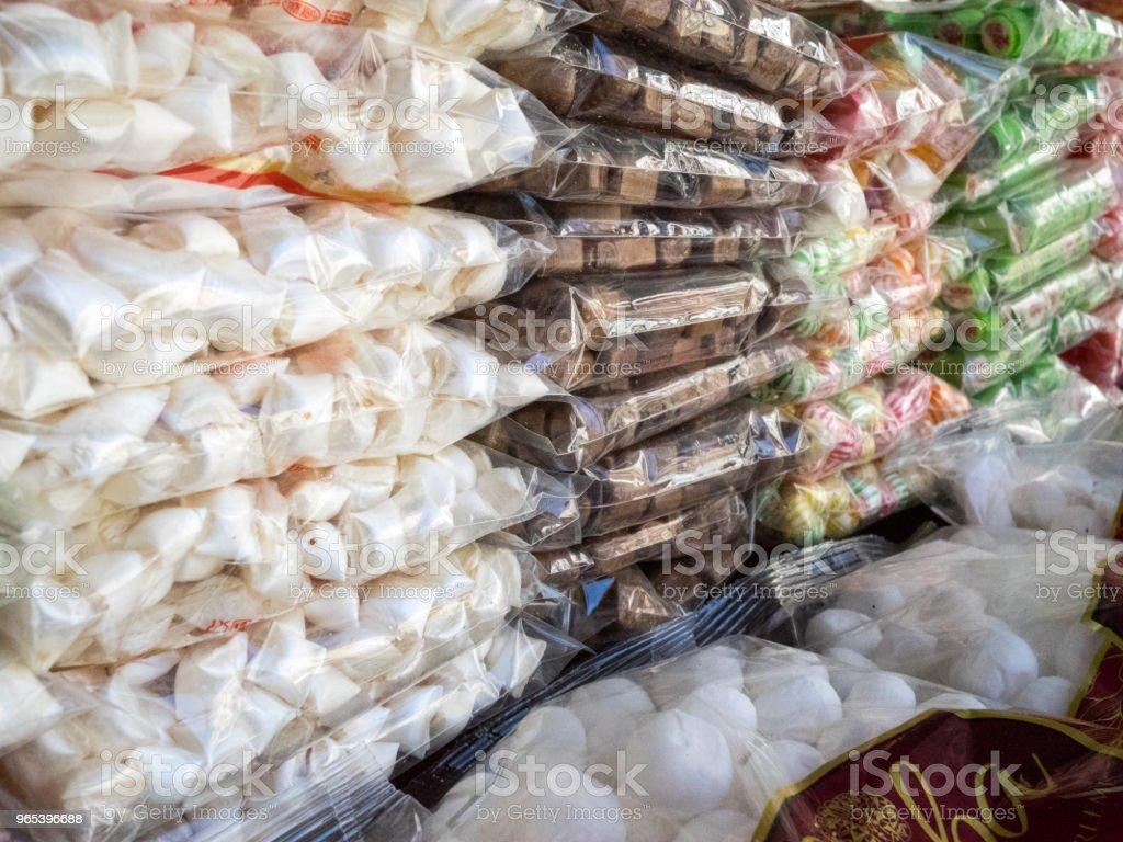 Les couleurs du plaisir turc sur les marchés de rue dans les vieilles villes de Turquie. - Photo de Aliment libre de droits