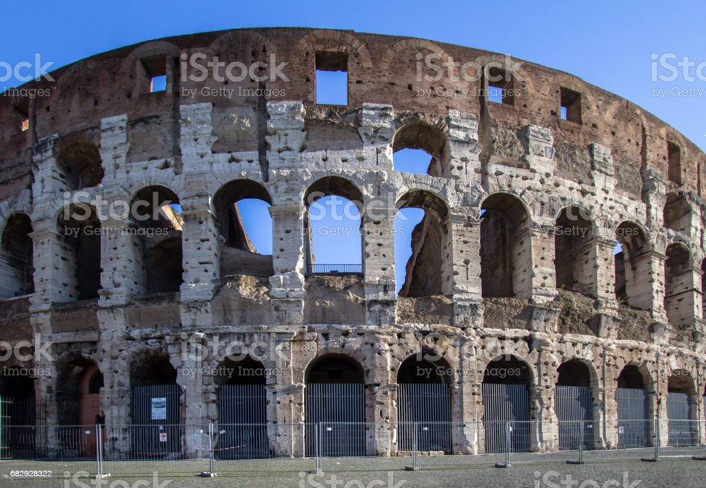 The Colosseum, Rome royalty-free stock photo