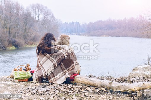 istock The concept is friendship relations. 1072667678