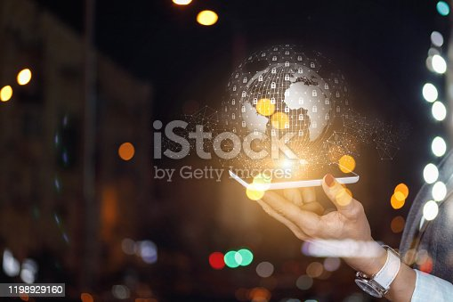 1156072209istockphoto The concept of mobile applications . 1198929160