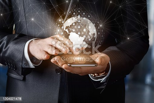 1156072209istockphoto The concept of mobile applications. 1204021478