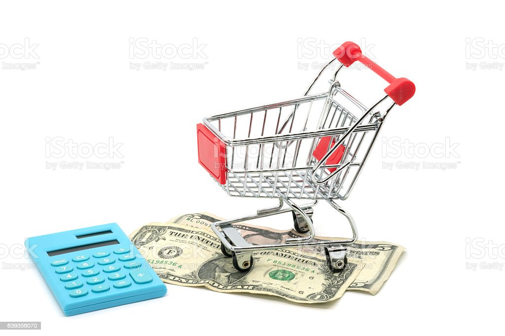The concept of shopping ストックフォト