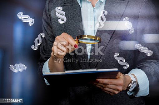 istock The concept of studying the case to court. 1175983847