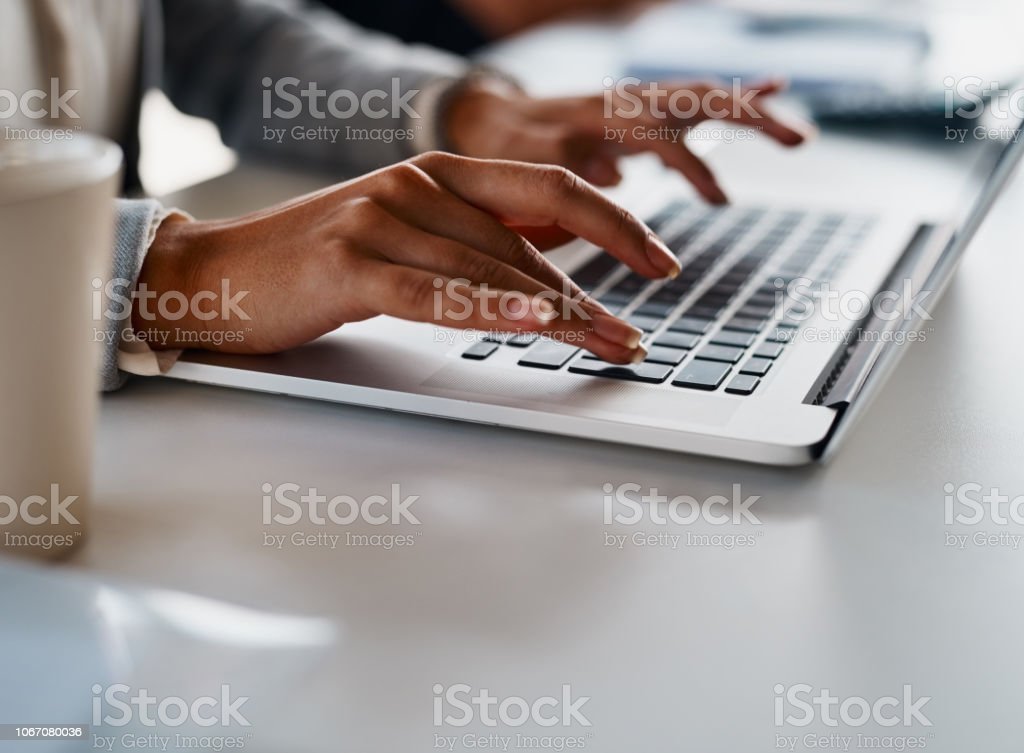The corporate world requires connectivity stock photo
