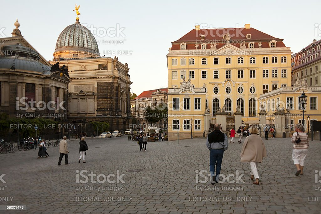 The Coselpalais stock photo