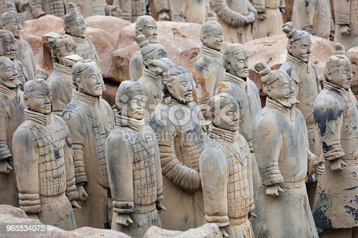 istock The counterfeit Terracotta Army. 965334072