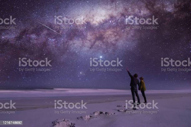 Photo of The couple and the star