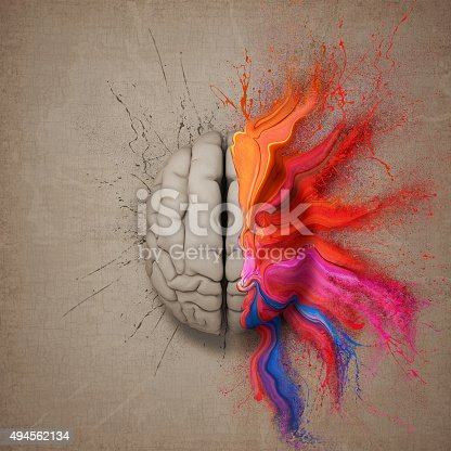 istock The Creative Brain 494562134