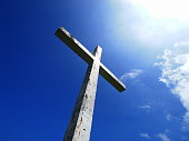 The cross monument(Japan)
