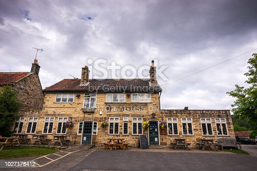 The Crown is a traditional North York Moors country pub within the charming village of Hutton-Le-Hole in North Yorkshire. Like most pubs round these parts, the Crown serves great pub food and real Ales.