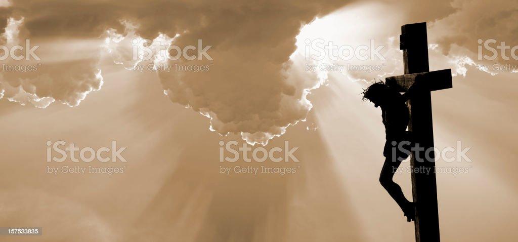 Crucifixion de Jésus-Christ - Photo