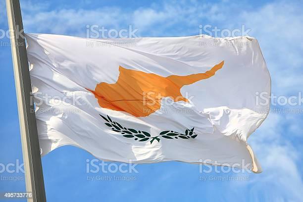 The Cyprian flag