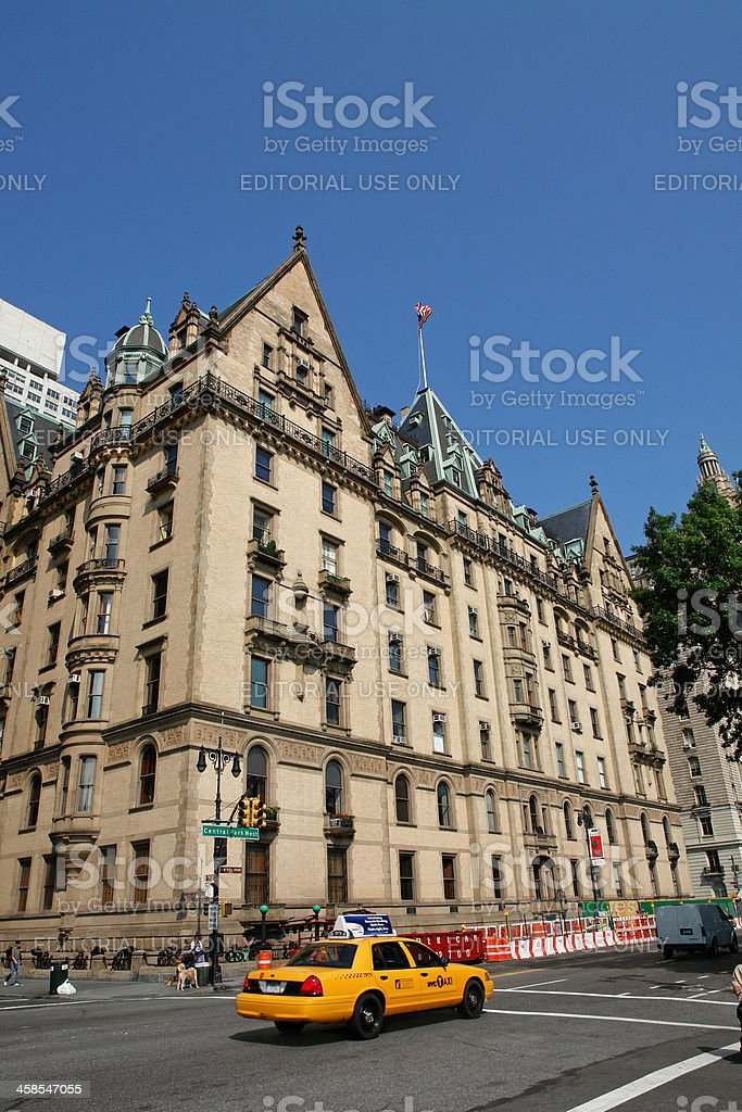 The Dakota House stock photo