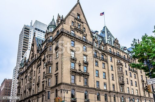 The Dakota is a cooperative apartment building in the Upper West Side of Manhattan in New York City. John Lennon (former Beatle) lived in the Dakota for several years before his tragic death.