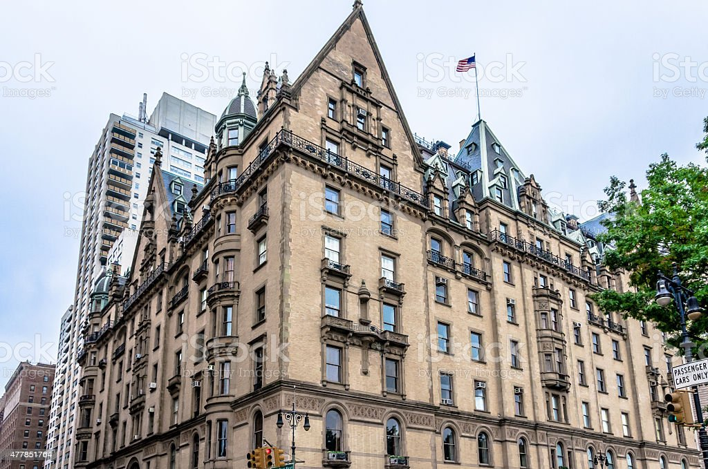 The Dakota stock photo