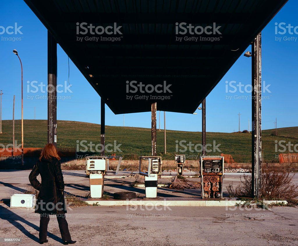 The day after tomorrow. royalty-free stock photo
