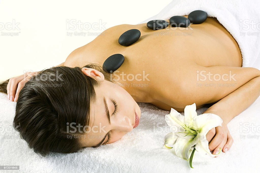 The day spa royalty-free stock photo