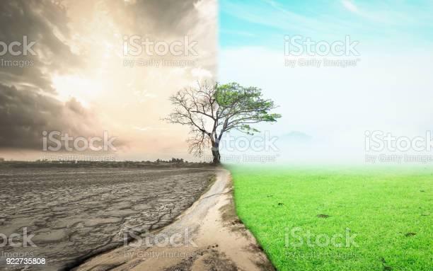 The Day The World Changed Concept - Fotografias de stock e mais imagens de Abstrato