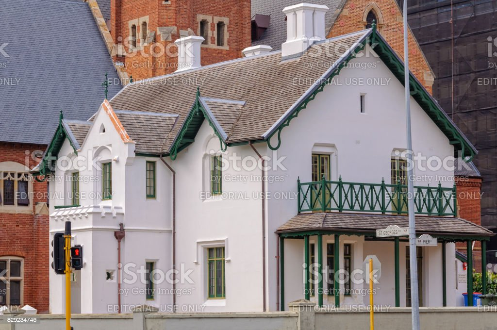 The Deanery - Perth stock photo
