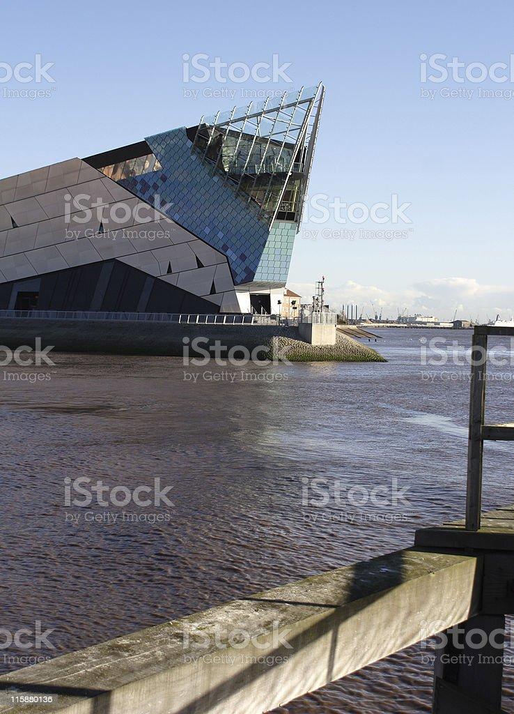 The Deep Hull royalty-free stock photo