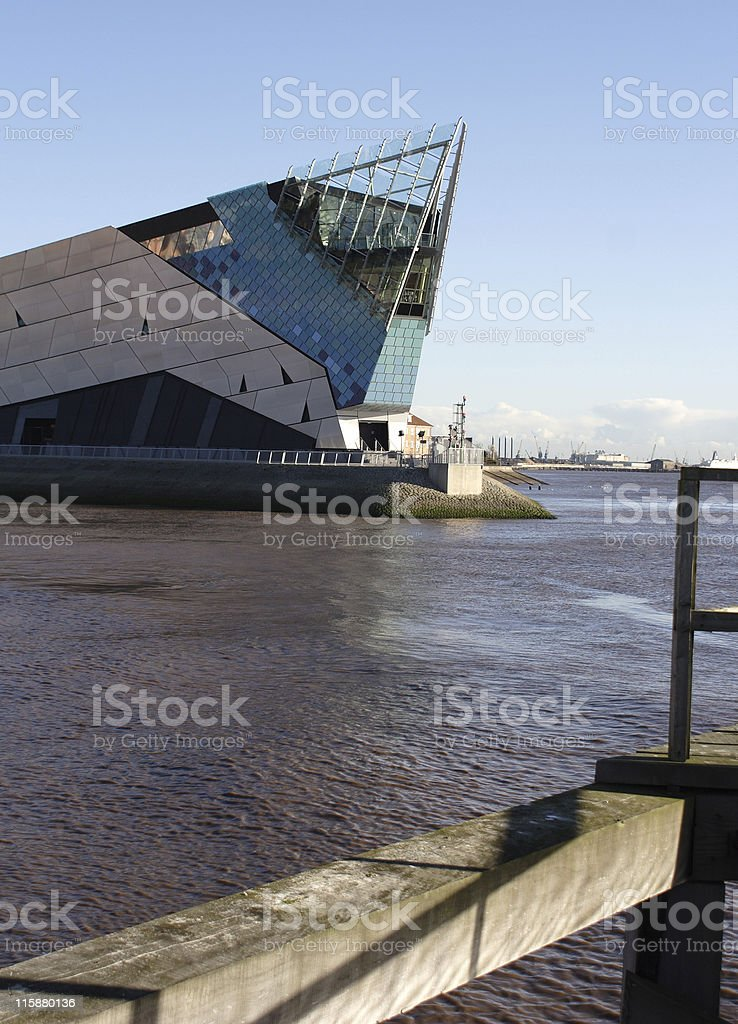 The Deep Hull stock photo