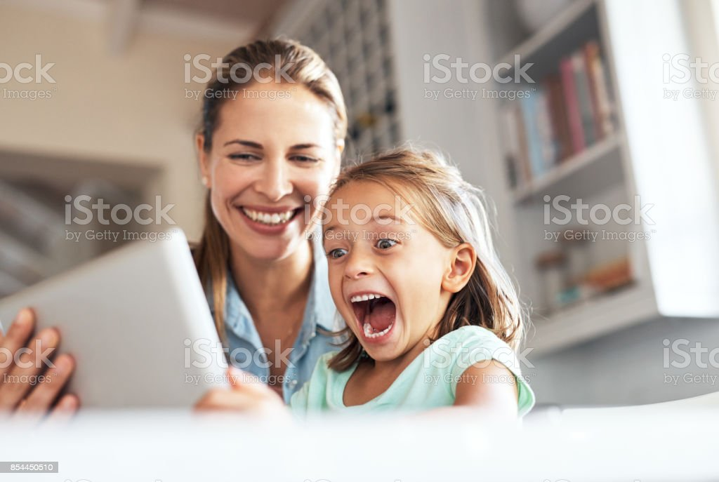 The digital way to play stock photo