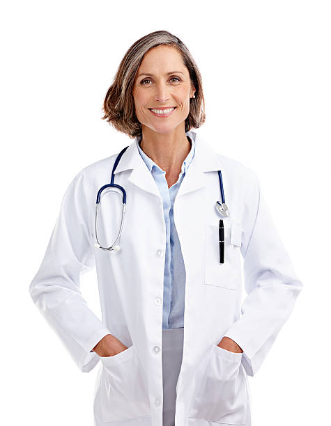 The doctor will see you now stock photo