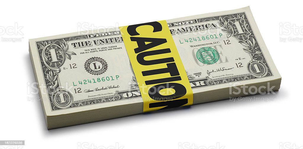 The Dollar royalty-free stock photo