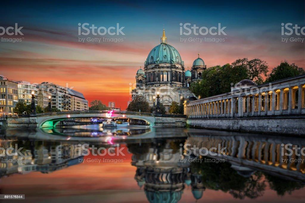 Die Kuppel von Berlin, Deutschland – Foto