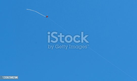 istock The Dominican kite 1209298296