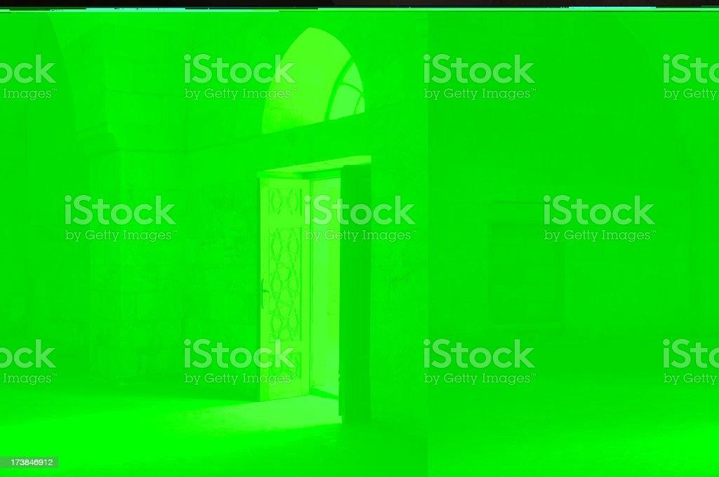 The Door stock photo