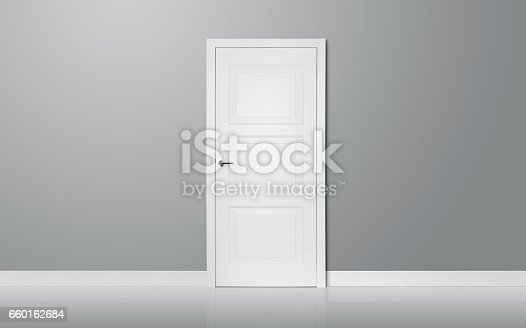 istock The door 660162684