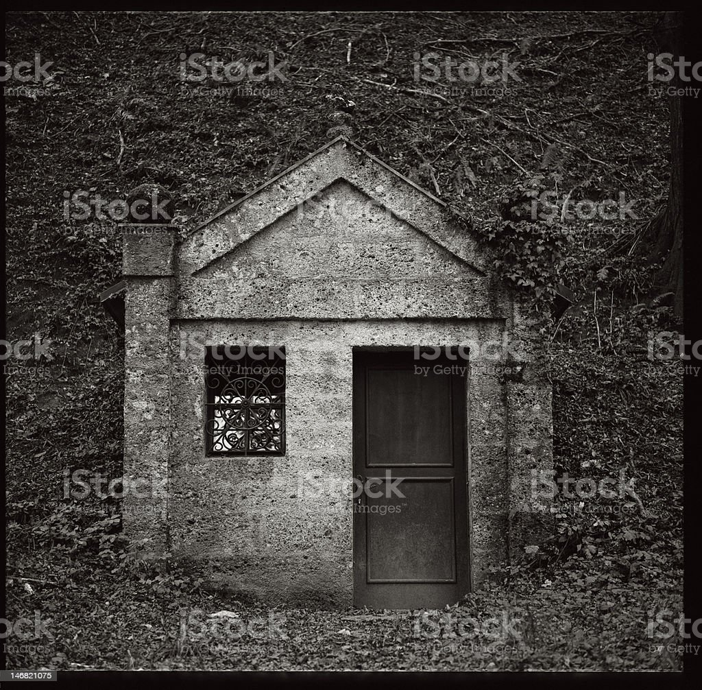The door to... royalty-free stock photo